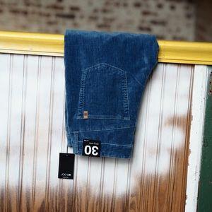 Joe's Jeans Velvet Skinny Ankle Jeans